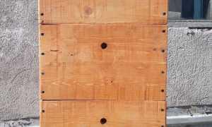 Улей Лангстрота-Рута: особенности, сборка, чертежи и размеры