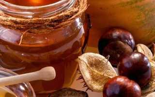 Чем полезен каштановый мед и засахаривается ли он, как определить подделку