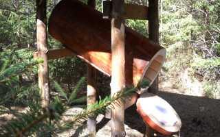 Колодное пчеловодство: новый взгляд разборная колода