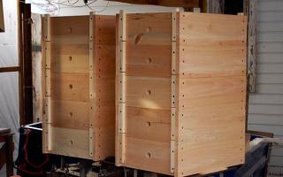 Рогатый Улей: конструкция и польза на пасеке