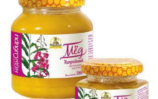 Мед кипрейный белый — что такое, полезные свойства и противопоказания