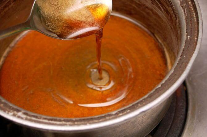 Сахарный сироп для пчёл. Отличный вид подкормки