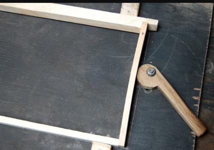 Виды деревянных рамок