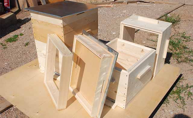 Изготовление рамок для ульев своими руками