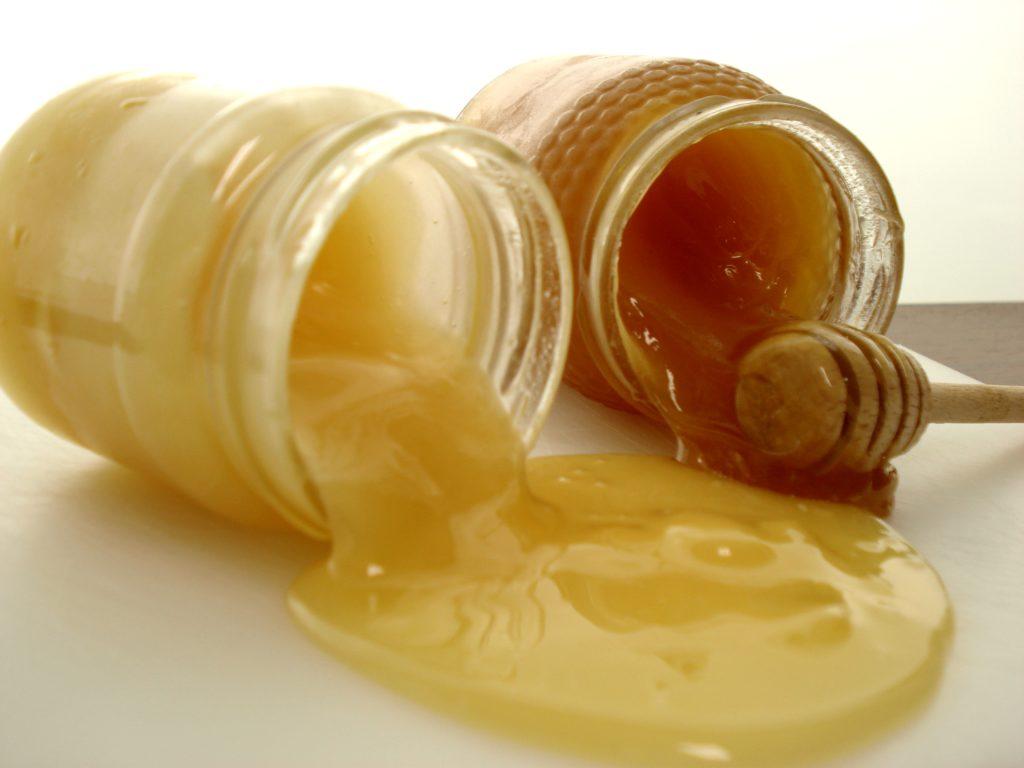 Масло и мед у башкир
